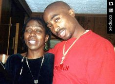 Wow! So sad to hear  #RIP  #Repost @complex  Rest in peace Afeni Shakur.  by dennisvollmer