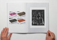 Design editorial / portfolio on behance