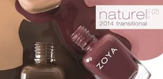 Mecapp: Zoya Colors - Naturel Deux 2, Fall 2014