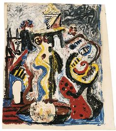 The ~ Artworks of Jackson Pollock Jackson Pollock, Pollock Paintings, Lee Krasner, Abstract Canvas Art, Art Moderne, Art Auction, Artist Art, Oeuvre D'art, American Artists