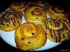 Najlepšie pudingové osie hniezda.. Baked Potato, Muffin, Potatoes, Baking, Breakfast, Ethnic Recipes, Food, Basket, Morning Coffee