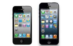iPhone 5vs iPhone4s