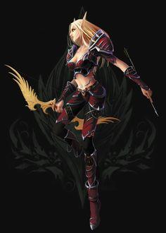 Blood Elf #Warcraft