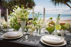 Sails Restaurant Noosa | Sunshine Coast Brides Magazine http://www.sunshinecoastbrides.com.au/beachside-bliss/