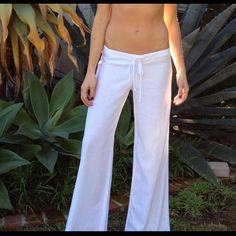 TYSA Drawstring Linen Pant