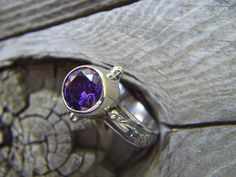 Purple Solar Druzy Handmade Jewellry 925 Sterling Silver Plated 10 Grams Ring Size 10.5 US Sizable Ethnic