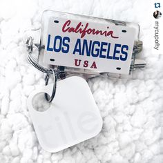 #Repost @mycupofty  Been using @tiledit for a week now and it's a life saver! You can find your keys by using your phone and you can find your phone by using your keys! Genius!  #tiledit #love #cute #technology #tech #tile #california #plate by tiledit