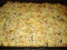 Ham, Macaroni And Cheese, Ethnic Recipes, Food, Fitness, Diet, Mac Cheese, Gymnastics, Hams