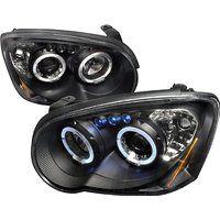 Cheap *BLACK DEVIL EYE* 2004-2005 Subaru Impreza WRX STi LED HALO Projector…