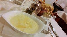 Mmmm... cose da #pinetaSlurp zuppa di #frigoloti dello chef