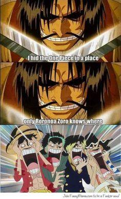 ONE PIECE, Joke, Gold D. Roger, Mugiwara/Strawhat Pirates