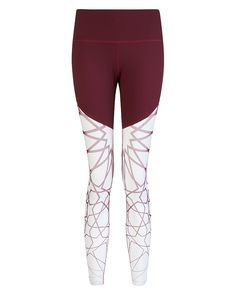 Limited edition leggings from Sweaty Betty x Sang Bleu are a new way to show off tattoos. In high stretch sweat-wicking fabric, wear these to stand out for your sweatiest workouts. The semi-sheer mesh design with tattoo motif goes fully up the leg, proposing the question, do you dare to bare?Available exclusively online and selected shops: King's Road, Shoreditch, Harrods & Soho
