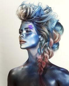 Finde jetzt neue Flechfrisuren auf www.my-hair-and-me.de