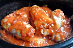 Mom, What's For Dinner?: Slow Cooker Cabbage Rolls