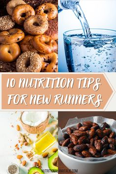 The top 10 things you should about nutrition for runners. Learn how to create a running nutrition plan with these 10 tips. #nutritionforrunners #runnernutrition #fueling Nutrition For Runners, Nutrition Plans, Diet And Nutrition, Runner Diet, Runners Food, Running Routine, Good Foods To Eat, Pre And Post, Sports Nutrition