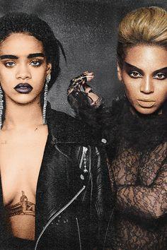 BBHMM Rihanna & Beyonce
