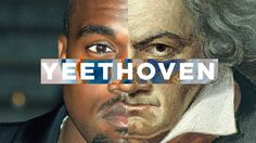 """Listen to The Amazing Kanye West-Beethoven Mashup 'New Slaves' at the """"Yeethoven"""" Concert -..."""