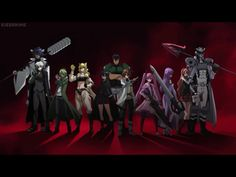 Night Raid (Akame ga Kill)