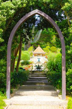 Tresco Gardens, Isles of Scilly. Spent many happy hours here Lush Bath Bombs, Garden Arches, Truro, Wonderful Places, Garden Inspiration, Cornwall, Landscape Photography, Places To Visit, Island