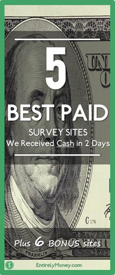 Take surveys for money, is it legit? We signed up, taken surveys, and received cash. We share our best paid survey sites so you can start making money taking online surveys too. Take Surveys For Money, Online Surveys For Money, Online Jobs, Make Money Online, Best Online Survey Sites, Survey Sites That Pay, Survey Companies, Make Easy Money, Make Money From Home