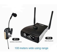 Buy Hot New ACEMIC Professional stage antenna diversity wireless saxophone trumpet microphone system with aluminum box Shipping Packaging, Saxophone, Trumpet, Diversity, Consumer Electronics, Musical Instruments, Stage