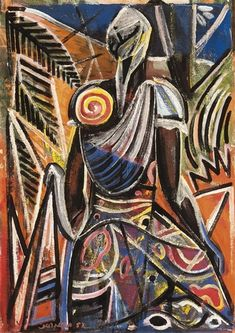 Congo, African Art, Paintings, Kunst, Paint, Painting Art, Painting, Drawings, Pictures
