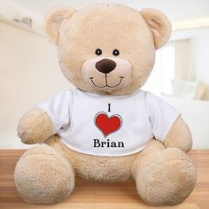 Pin by delhi online gifts on online gifts pinterest online personalized i love teddy bear negle Image collections