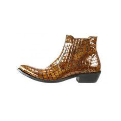 Pánske kožené kovbojky hnedé PT075 - manozo.hu Booty, Ankle, Shoes, Fashion, Moda, Swag, Zapatos, Wall Plug, Shoes Outlet