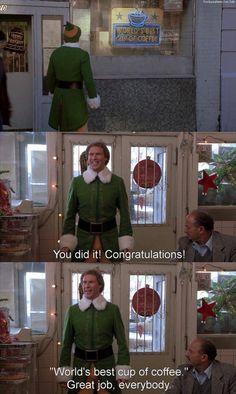 Elf....movie quotes