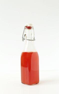 Peach Simple Syrup!