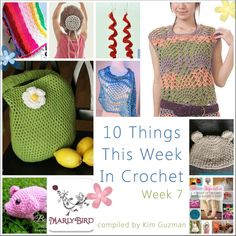 10 Things This Week in Crochet