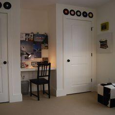 Desk Nook Design, Pictures, Remodel, Decor and Ideas