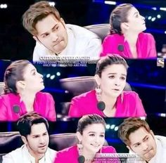 Alia And Varun, Varun Dhawan, Beautiful Bollywood Actress, Best Couple, Relationship Goals, Friendship, Actresses, Couples, My Love