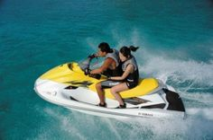 @Conrad Bali has beautiful oceans!  Get out on the water and explore with jet skiing.