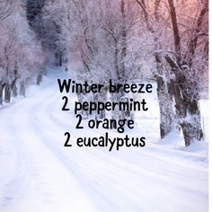 Winter Breeze Diffuser Blend :: Find out about essential oil blends Essential Oils Guide, Essential Oil Uses, Doterra Essential Oils, Design Facebook, Essential Oil Combinations, Essential Oil Diffuser Blends, Relaxing Essential Oil Blends, Diffuser Recipes, Aromatherapy Oils