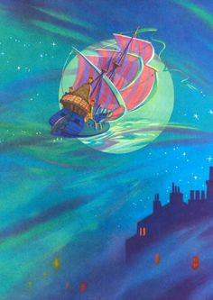 Home to Neverland by John Hench and Al Dempster
