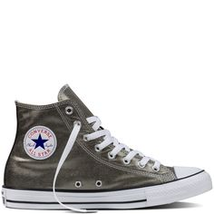 from converse.com · Chuck Taylor All Star Metallic Metallic Herbal metallic  herbal/white/black