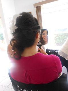 Beautiful Amanda by Angela's Hair Design