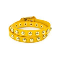 I love the JUKO Double Wrap Bracelet with Studs from LittleBlackBag