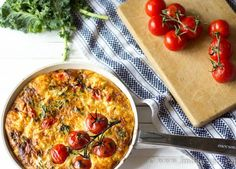 A day-by-day meal plan
