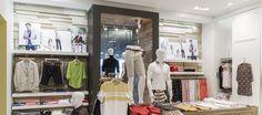 LEMAYMICHAUD   INTERIOR DESIGN   ARCHITECTURE   QUEBEC   Boutique Tristan   Retail   Airport Architecture Design, Boutique, Retail, Home Decor, Architecture Layout, Decoration Home, Room Decor, Home Interior Design, Boutiques