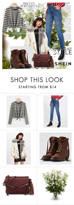 """""""Shein 3"""" by ajisa-ikanovic ❤ liked on Polyvore featuring American Eagle Outfitters, Violet Ray and New Growth Designs"""