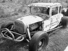 Early Ford race car Dawsonville, Ga