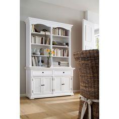 Nova Solo NovaSolo Mahogany Hutch Cabinet