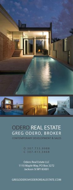 real estate flyer ideas Urban Real Estate Brochures