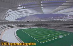 Arena Recife - Recife/PE  Stadiums for 2014 World Cup in Brazil
