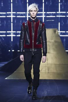 Philipp Plein Menswear Fall Winter 2016-2017 Milan