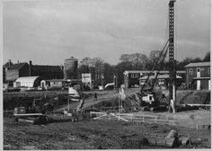 Bouw Engelse Kamp Groningen 1970