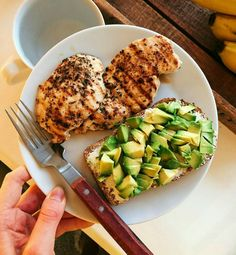 Healthy Dishes, Healthy Meal Prep, Healthy Snacks, Healthy Eating, Healthy Recipes, Food Goals, Aesthetic Food, Clean Eating Recipes, Food Inspiration