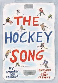 """As Stompin' Tom Connors sings, """"It's the good old hockey game, the best game you can name."""" And in this charmingly illustrated book for all ages, the classic song played at hockey games around the world is imagined as a shinny game on an outdoor rink in… Books 2016, New Books, Outdoor Rink, Thing 1, Song Play, Classic Songs, Book Week, Up Game, Chapter Books"""